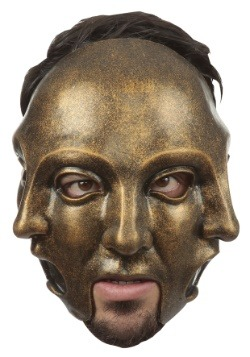 3 Faces Mask