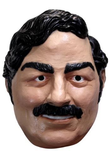 Adult Pablo Escobar Mask
