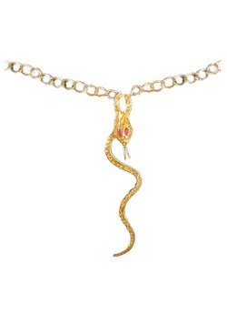 Egyptian Snake Necklace