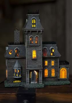 The Addams Family House Lighted Building -DPT 56 Main UPD1