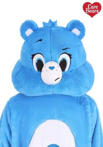 Adult Care Bears Grumpy Bear Mascot Head