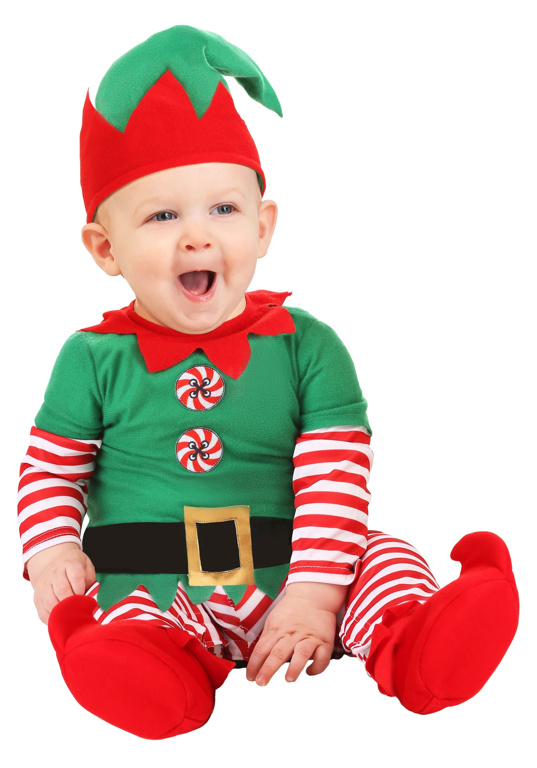 1748d224d Infant Christmas Elf Costume