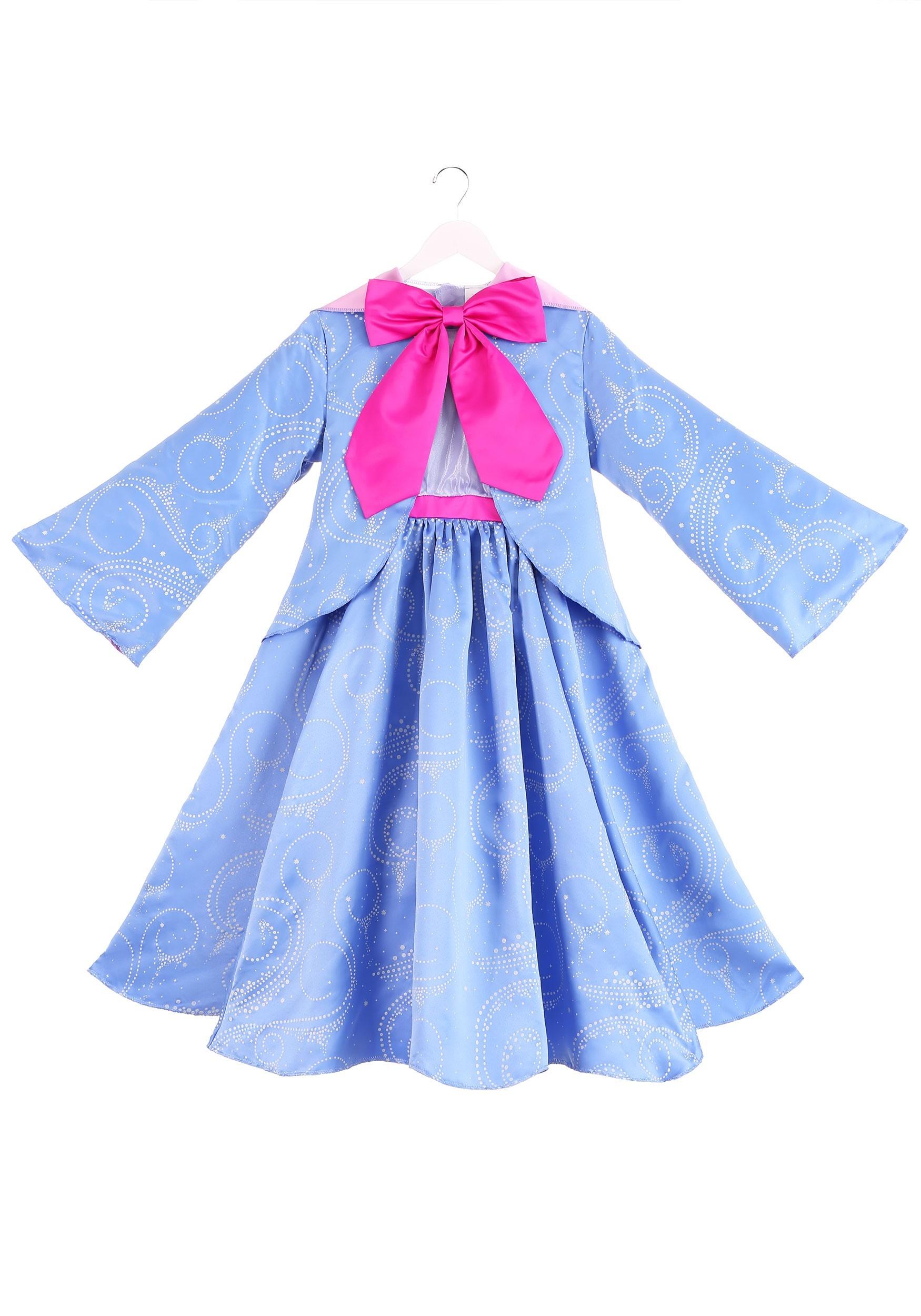 Cinderella Fairy Godmother Plus Size Costume