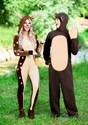 Plus Size Women's Fawn Costume new2