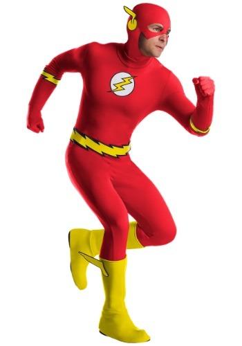 Men's Premium The Flash Classic Costume