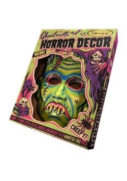 "Son of Frankenstein Vacuform 23"" Wall Hanger Décor"