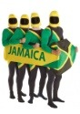 Jamaican Bobsled Team Prop