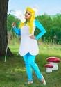 The Smurfs Women's Adult Smurf Smurfette Costume Alt 4