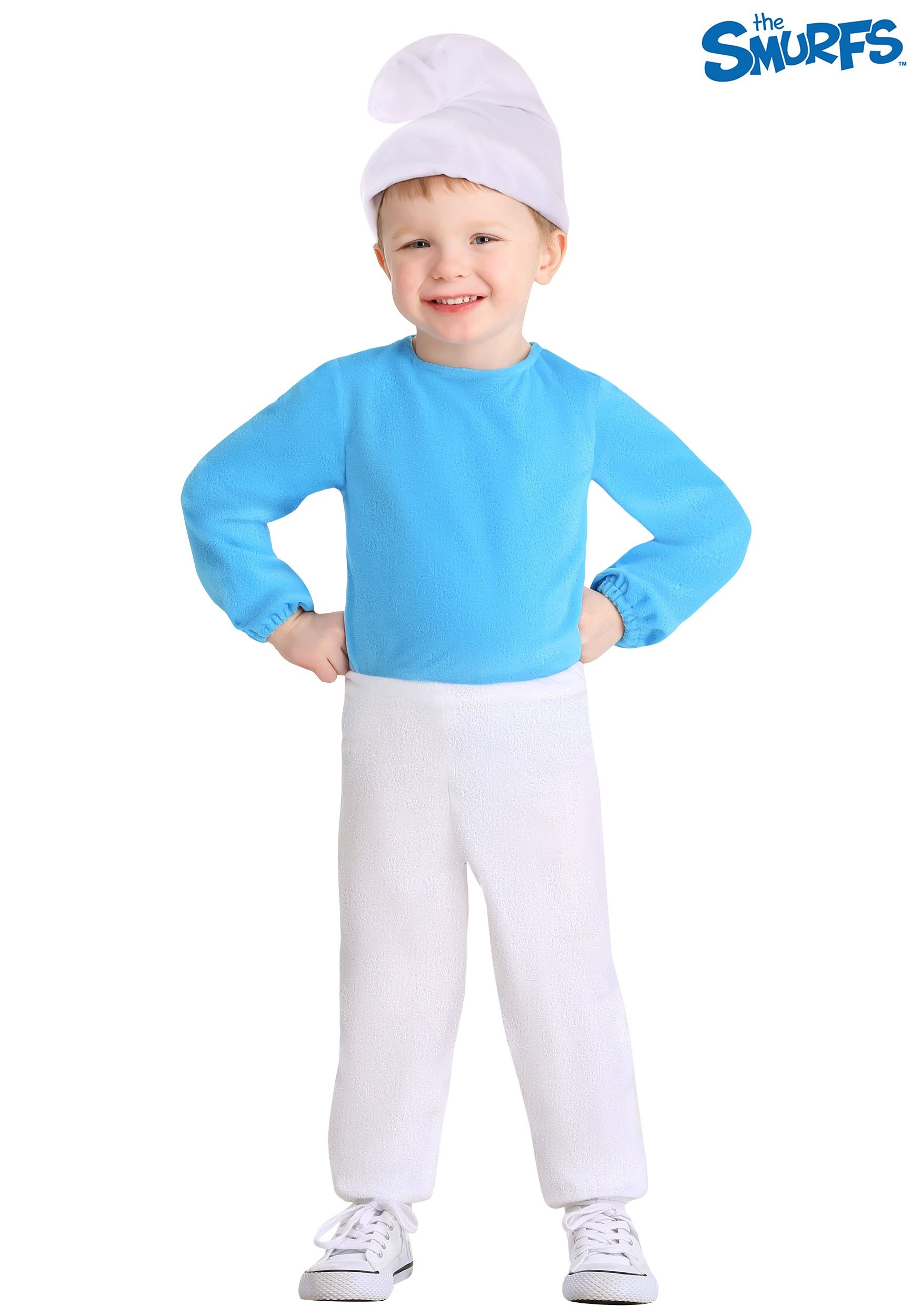 The Smurfs Child Costume