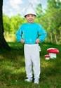 The Smurfs Toddler Smurf Costume Alt 1