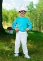 The Smurfs Toddler Smurf Costume Alt 2