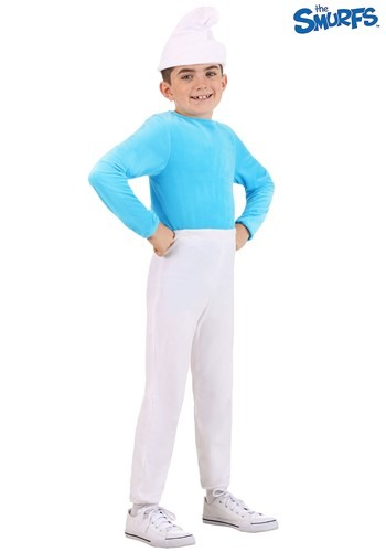 The Smurfs Child Smurf Costume
