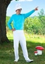 The Smurfs Adult Smurf Costume Alt 6