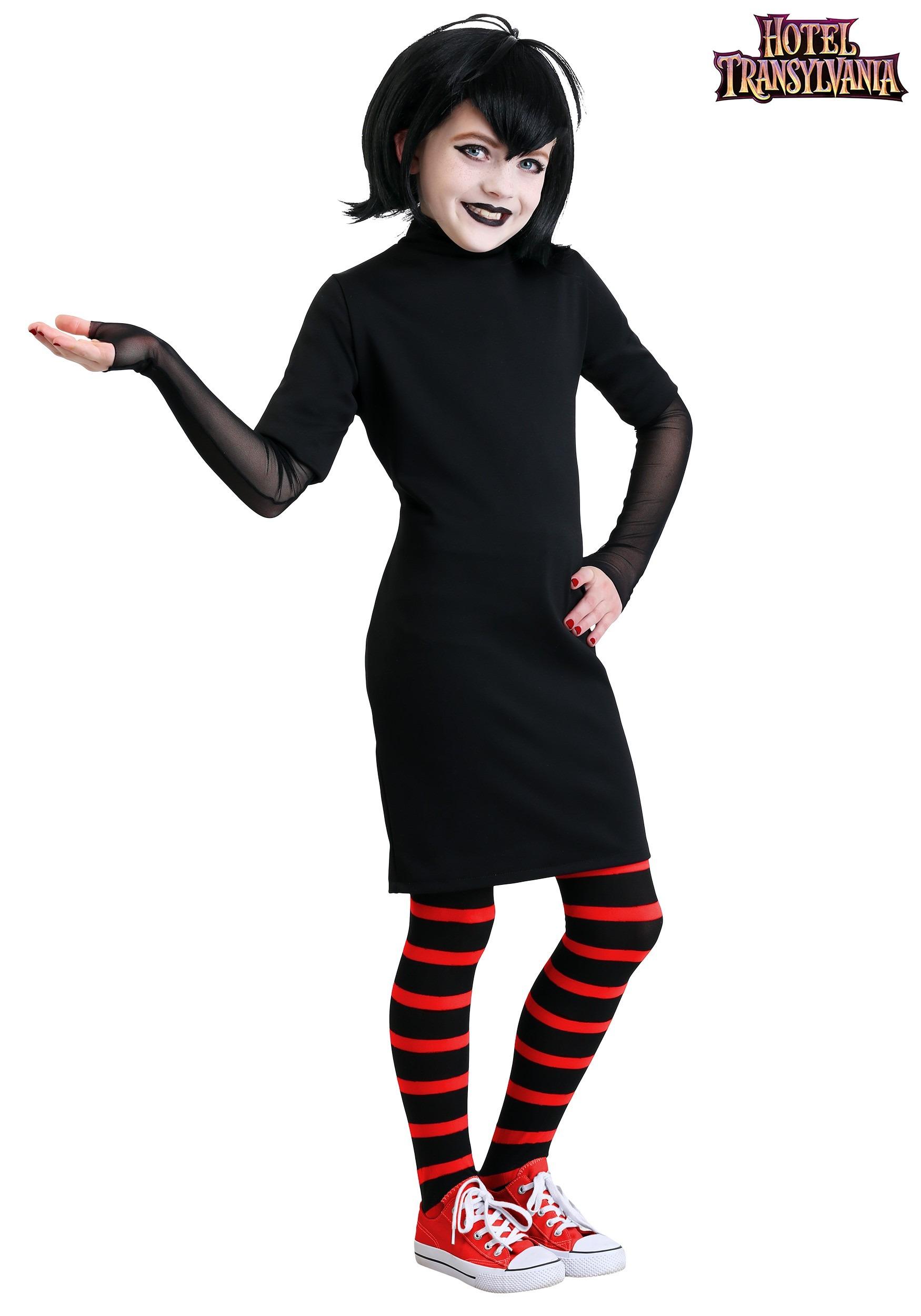 Costume Halloween Mavis.Kids Hotel Transylvania Mavis Costume