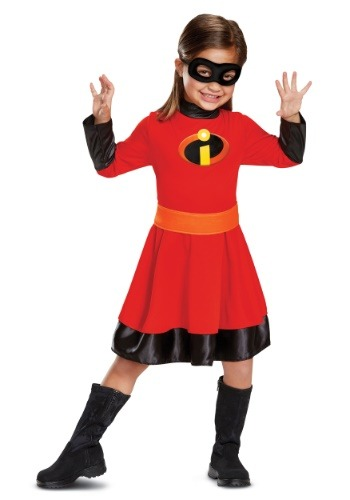 Click Here to buy Toddler Incredibles 2 Violet Classic Costume from HalloweenCostumes, CDN Funds