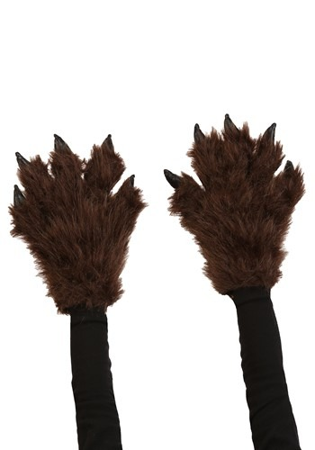 Children's Werewolf Gloves