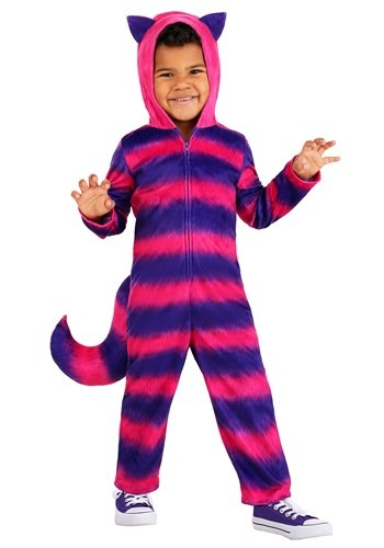 Toddler Cheshire Cat Onesie