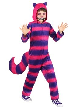 Kid's Cheshire Cat Onesie