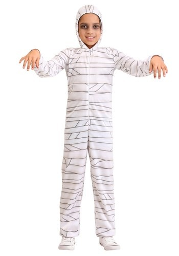 Cozy Mummy Child Costume