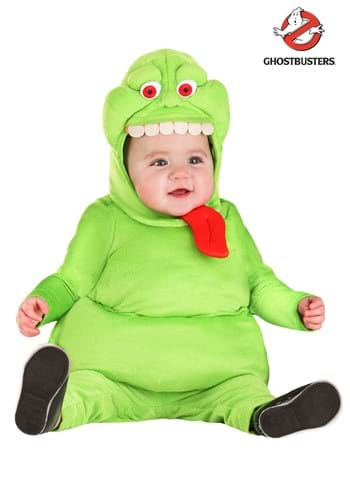 Ghostbusters Infant Slimer Costume Main 2