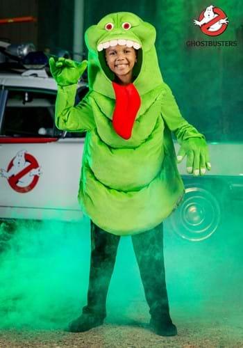 Ghostbusters Kids Slimer Costume main2