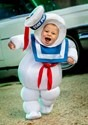 Infant Stay Puft Costume Ghostbusters alt2