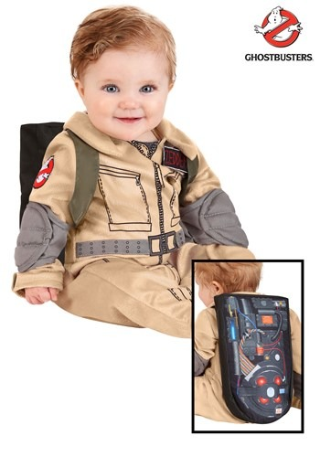 Ghostbusters Infant Jumpsuit Costume