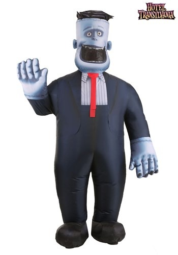 Adult Hotel Transylvania Inflatable Frank Costume