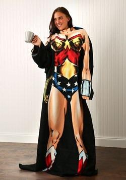 Wonder Woman Costume Comfy Throw Update