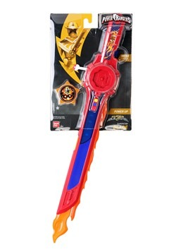 Kid's Power Rangers Power Up Ninja Blade