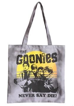 Goonies Never Say Die! Canvas Treat Bag