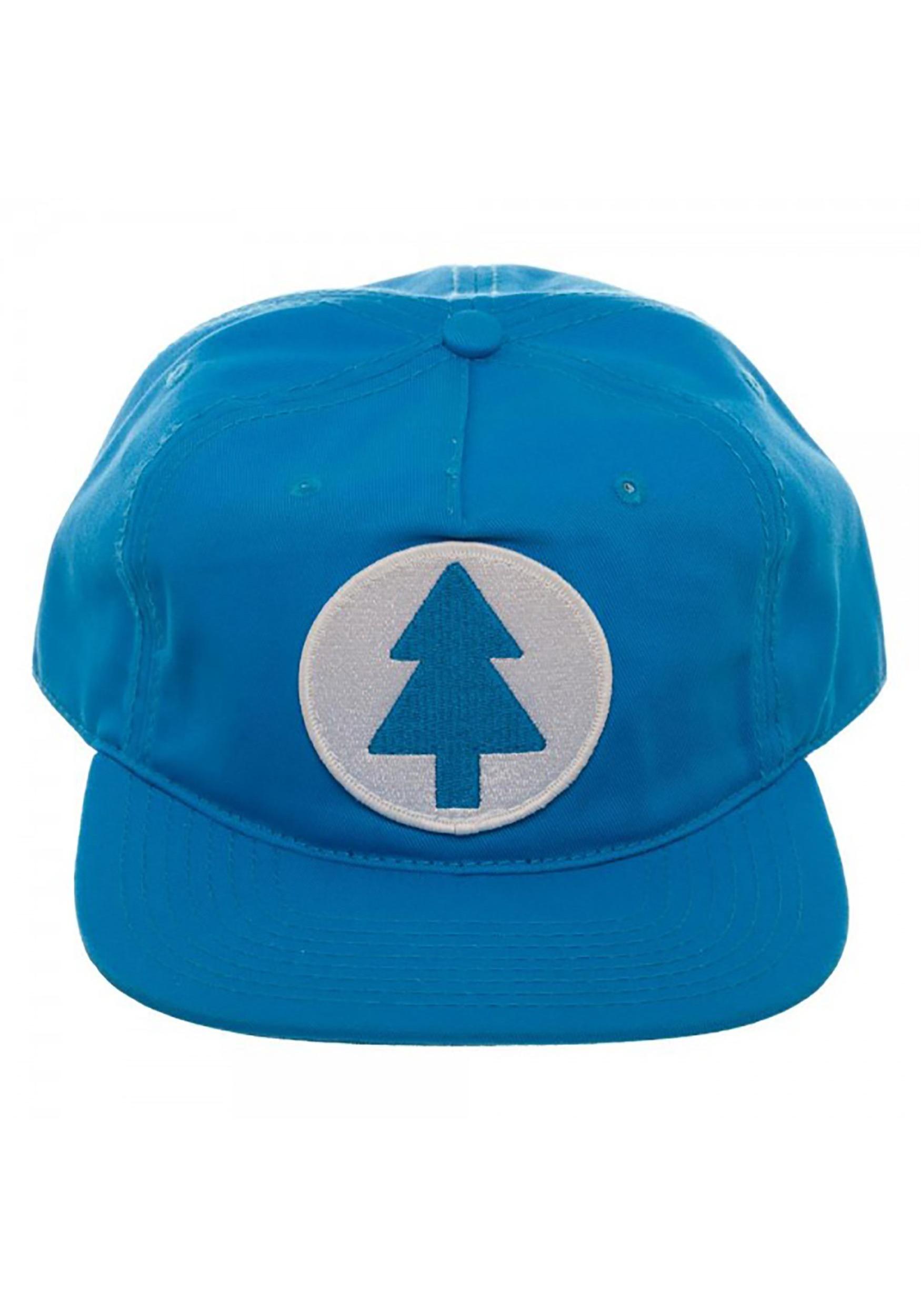 5517062ef Gravity Falls Dipper Pines Snapback Cap