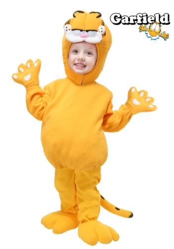 Toddler Garfield Costume By: LF Products Pte. Ltd. for the 2015 Costume season.