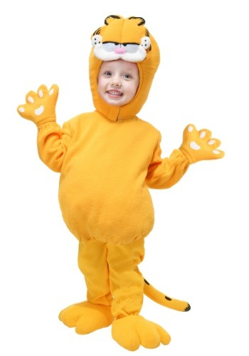 Click Here to buy Toddler Garfield Costume from HalloweenCostumes, CDN Funds
