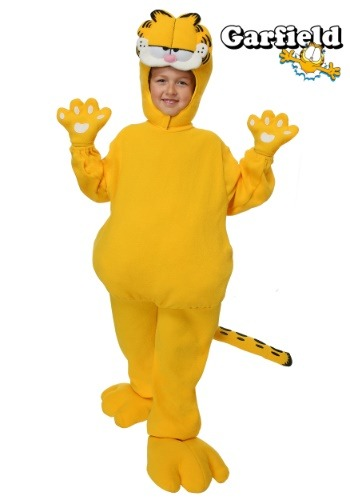 Child Garfield Costume By: LF Products Pte. Ltd. for the 2015 Costume season.