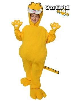Child Garfield Costume