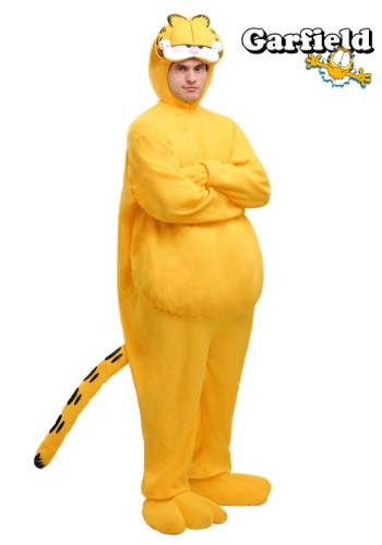 Adult Garfield Costume By: LF Products Pte. Ltd. for the 2015 Costume season.