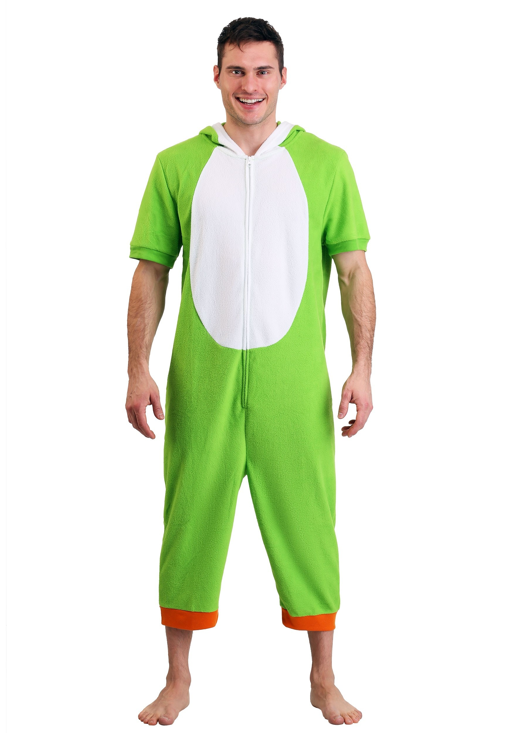 Yoshi Cosplay Romper For Men