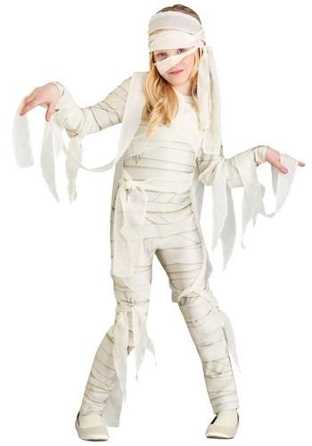 Under Wraps Mummy Costume for Girls