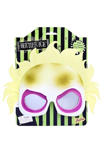 Beetlejuice Sunglasses