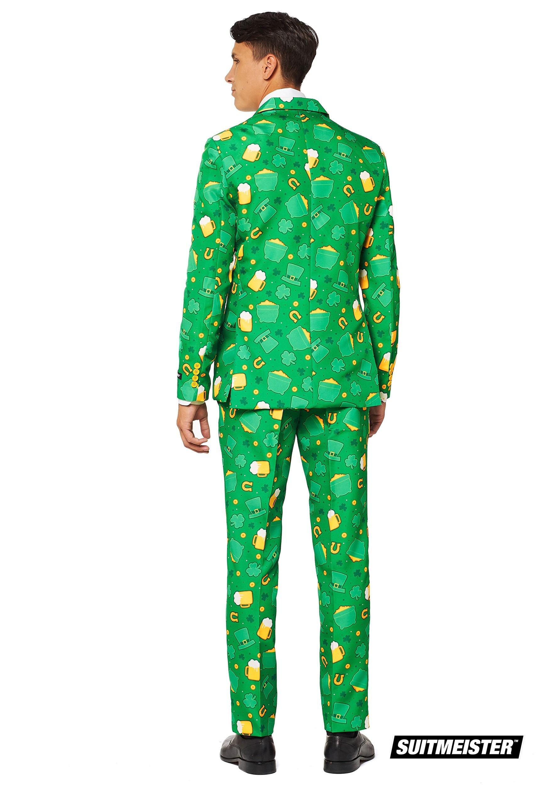 fe50e951bd23 ... SuitMeister St. Patrick's Day Men's Suit alt1