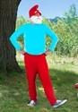 The Smurfs Adult Papa Smurf Costume Alt 1