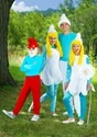 The Smurfs Child Papa Smurf Costume Alt 1