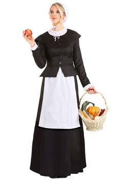 Women's Thankful Pilgrim Costume