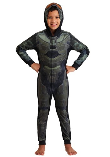 Click Here to buy Halo Union Suit for Kids from HalloweenCostumes, CDN Funds
