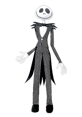 Click Here to buy 60  Jack Skellington Prop from Nightmare Before Christmas from HalloweenCostumes, CDN Funds