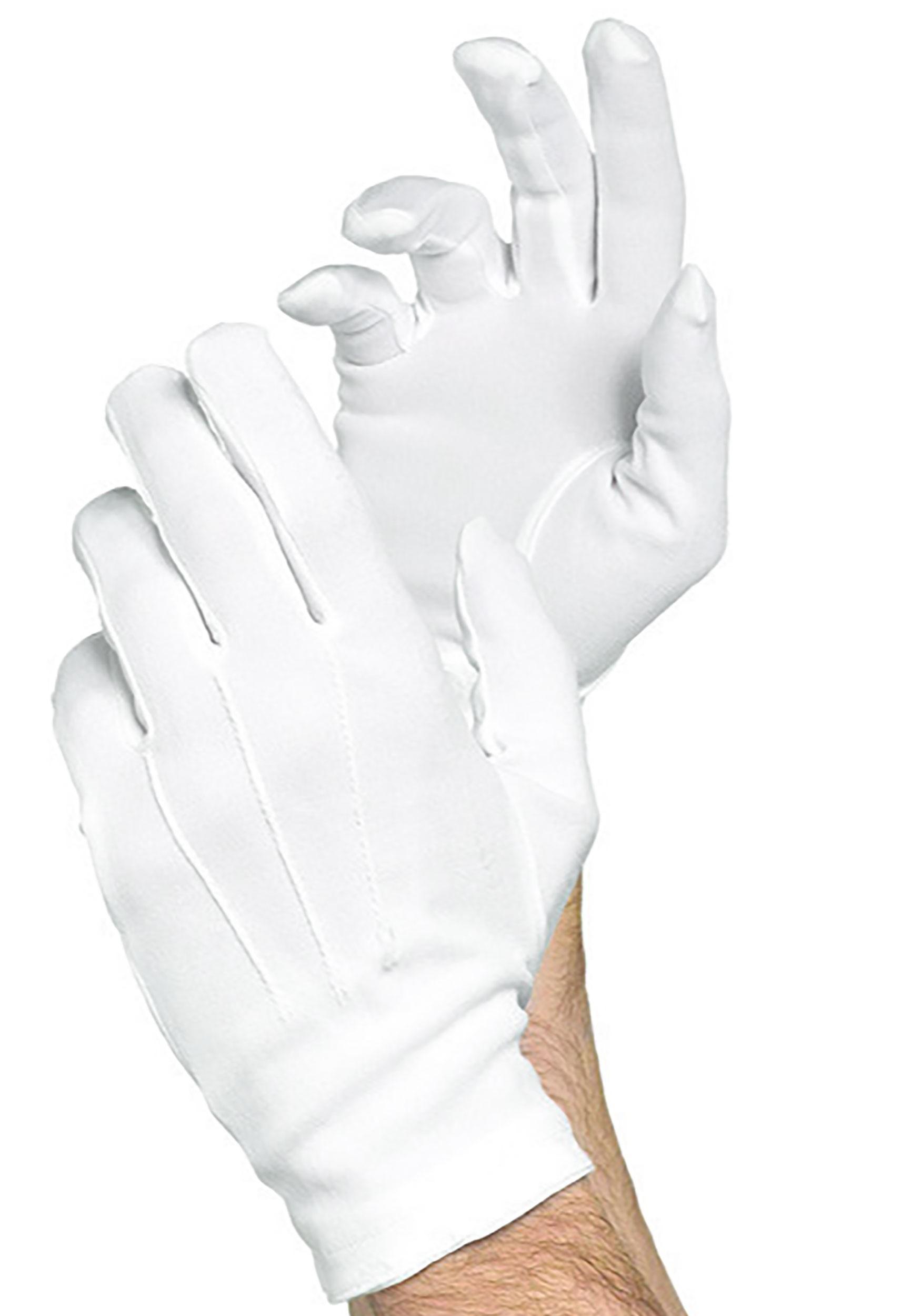 Fancy_White_Gloves_for_Men