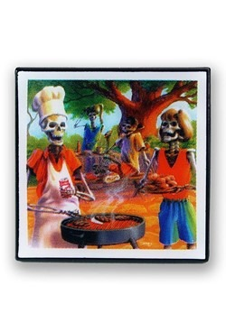 Goosebumps Say Cheese and Die Pin