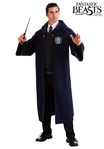 Vintage Harry Potter Hogwarts Ravenclaw Robe update