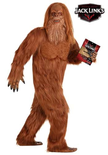 Jack Links Adult Sasquatch Costume